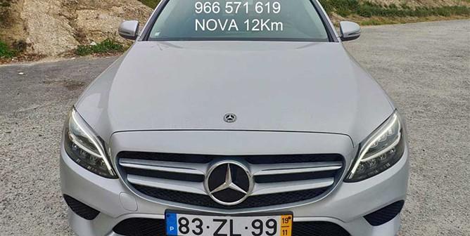 Mercedes-Benz Classe C 180 BlueTEC Avantgarde (115cv) (5p)