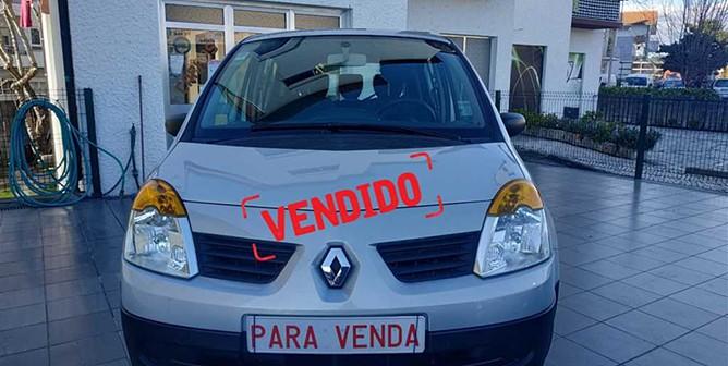 Renault Modus 1.2 Confort Expression (75cv) (5p)