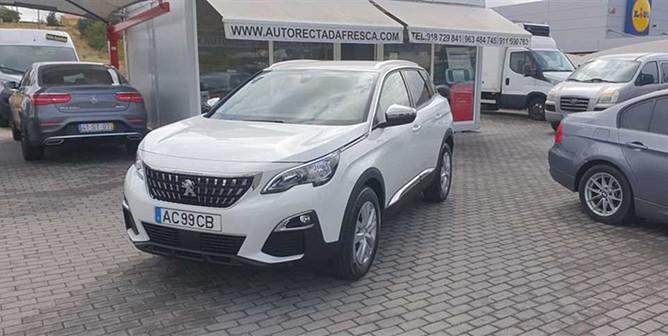 Peugeot 3008 3008 1.5 HDi Active (130cv) (5p) 349€ MES SEM ENTRADA