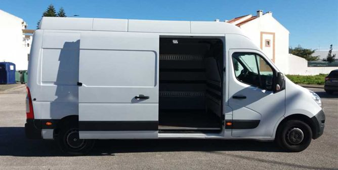 Renault Master L3H3 3.5T (170cv) (5p) (3Lug) - FULL-EXTRAS - IVA DEDUTÍVEL/G.P.S GRANDE/PLATAFORMA ELEVATORIA