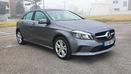 Mercedes-Benz Classe A 180 d Style (109cv) (5p)