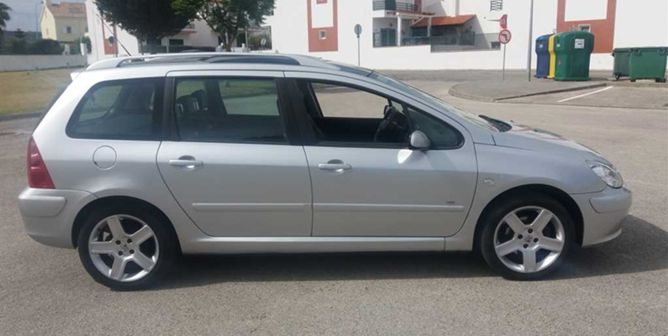 Peugeot 307 SW 1.6 HDi Griffe (110cv) (5p)