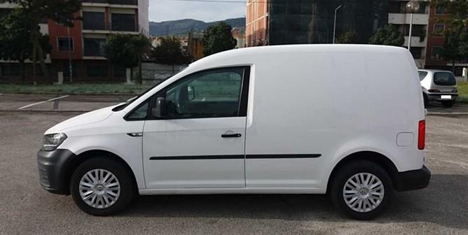 Volkswagen Caddy 2.0 TDi Extra AC (75cv) (4p)