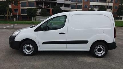 Peugeot Partner 1.6 HDi L1 Confort (75cv) (4p)