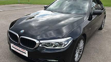 BMW Série 5 520 d Line Sport Auto (190cv) (4p)