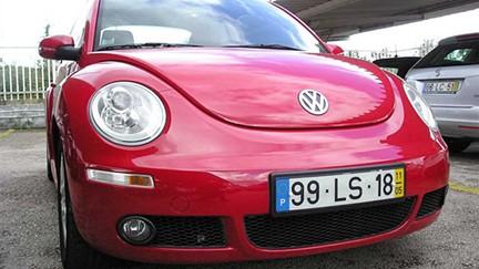 Volkswagen Beetle 1.4 (75cv) (3p)