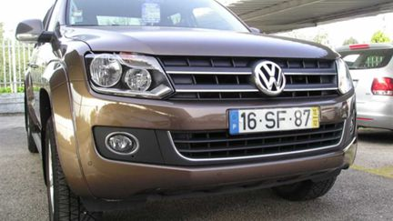 Volkswagen Amarok 2.0 TDI Grand Canyon 4Motion (180cv)