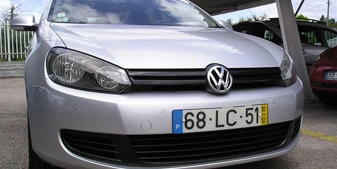 Volkswagen Golf Variant 1.6 TDi Confortline (105cv) (5p)