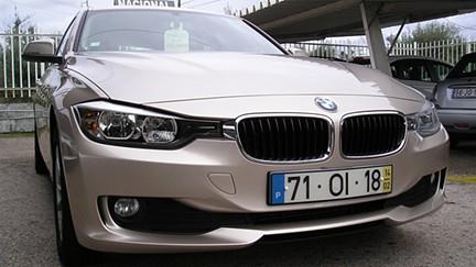 BMW Série 3 320 d Touring Exclusive Auto (184cv) (5p)