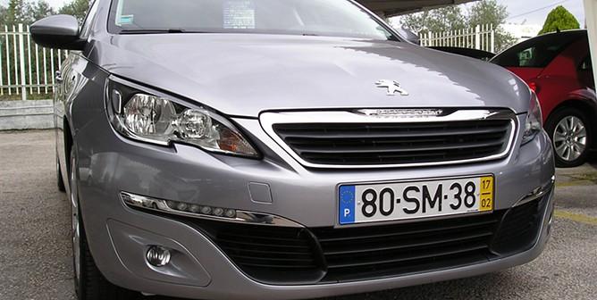 Peugeot 308 1.6 BlueHDi 100 Style SW (100cv) (5p)