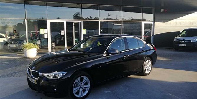 BMW Série 3 318 d Pack M (150cv) (4p)