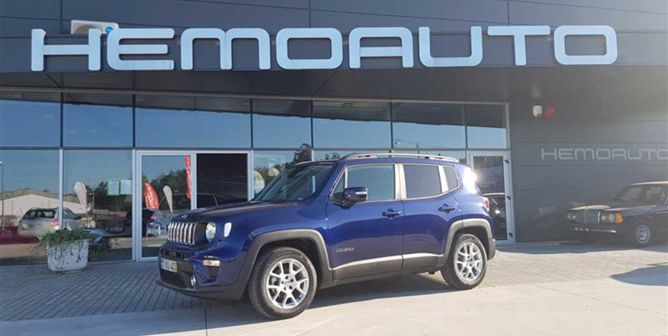 Jeep Renegade 1.0 Longitude