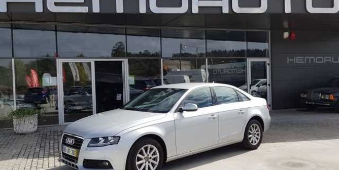 Audi A4 2.0 TDi Advance Multi. (143cv) (4p)