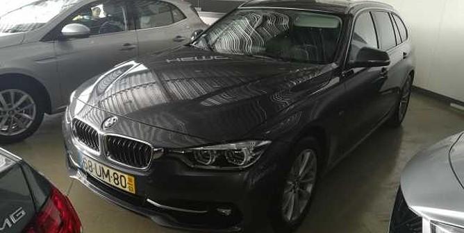 BMW Série 3 318 d Touring Line Sport (150cv) (5p)