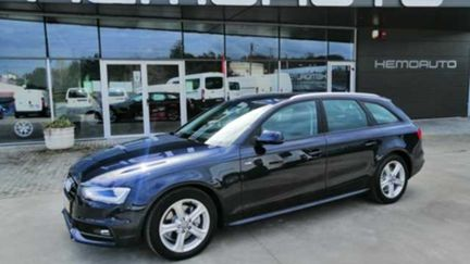 Audi A4 Avant 2.0 TDi Sport (136cv) (5p)