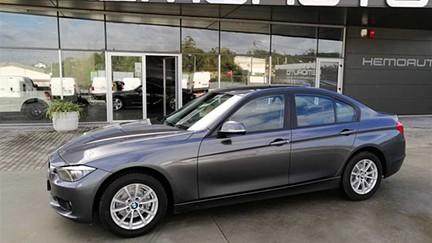 BMW Série 3 320 d Line Luxury (184cv) (4p)