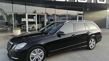 Mercedes-Benz Classe E 300 Bluetec Hybrid