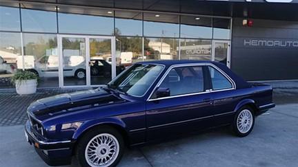 BMW Série 3 316 i Baur (100cv) (2p)