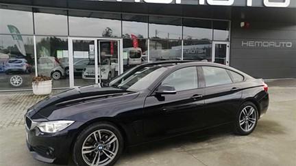 BMW Série 4 Gran Coupé 420 d Gran Coupé Auto (190cv) (5p)