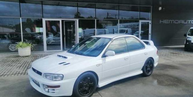 Subaru Impreza 2.0 GT 4x4 AC+TA+ABS (211cv) (4p)