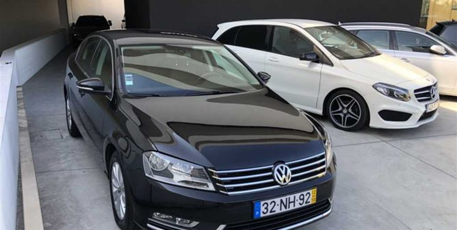 Volkswagen Passat 1.6 TDi BlueMotion (105cv) (4p)