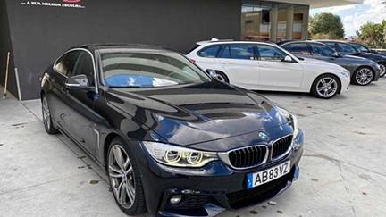 BMW Série 4 Gran Coupé 418 d Gran Coupé Pack M Auto (150cv) (5p)
