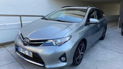 Toyota Auris TS 1.4 D-4D Exclusive (90cv) (5p)