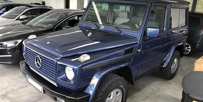 Mercedes-Benz Classe G 300 (113cv) (3p)
