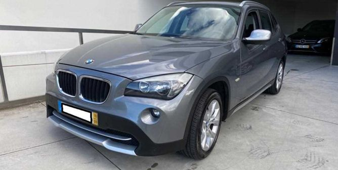 BMW X1 20 d sDrive (177cv) (5p)
