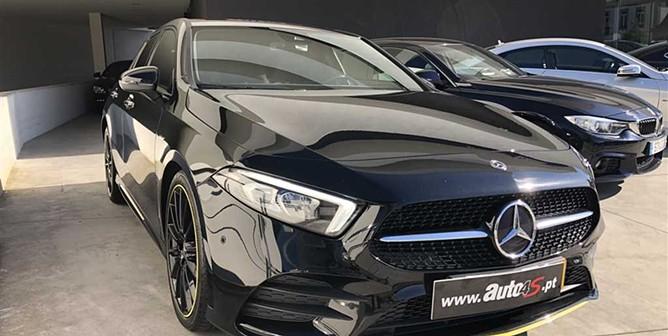 Mercedes-Benz Classe A 180 d AMG (116cv) (5p)