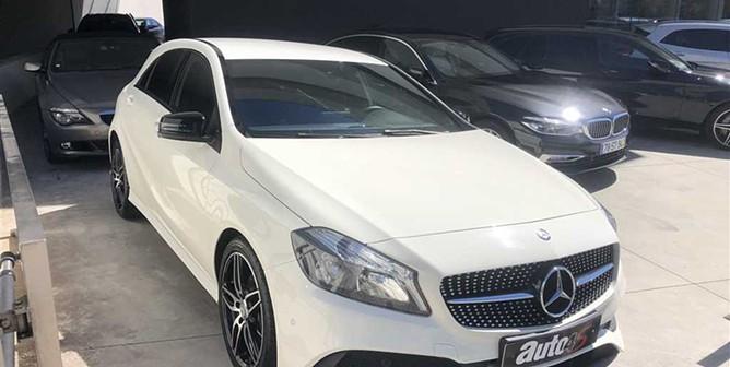 Mercedes-Benz Classe A 180 d AMG Line (109cv) (5p)