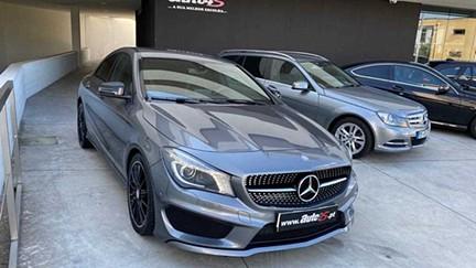 Mercedes-Benz Classe CLA 200 D AMG
