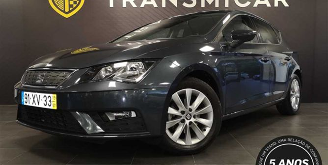 Seat Leon 1.0 EcoTSI Style DSG S/S (115cv) (5p)