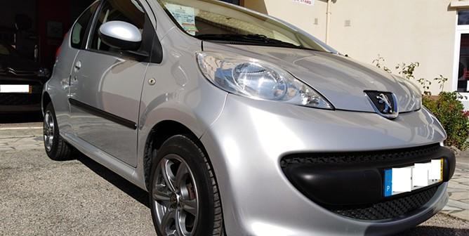 Peugeot 107 1.0 Urban (68cv) (3p)