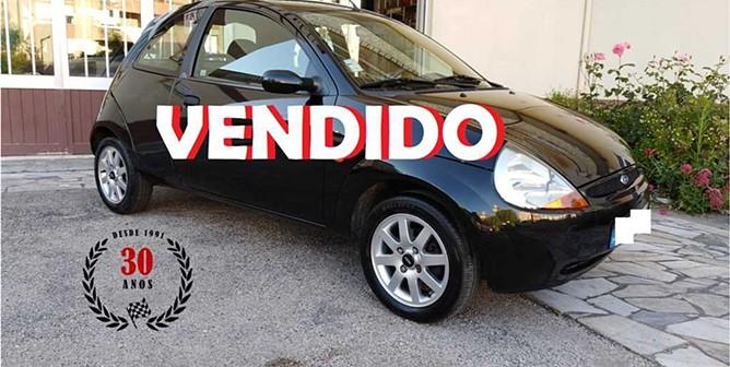 Ford Ka 1.3 Edition 2001 (60cv) (3p)