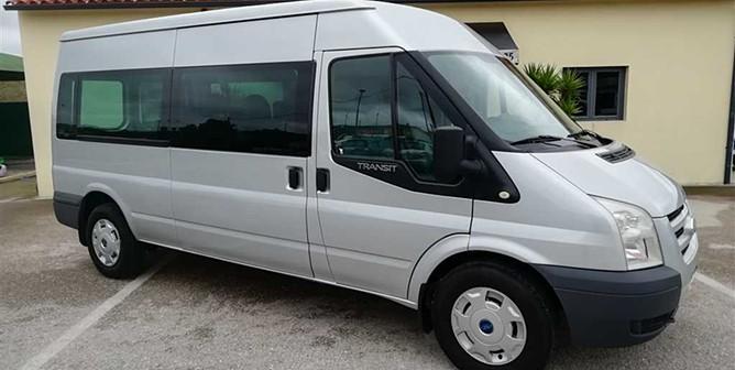 Ford Transit 2.2 TDCI TREND LONGA- TECTO MEDIO ESPECIAL 110CV