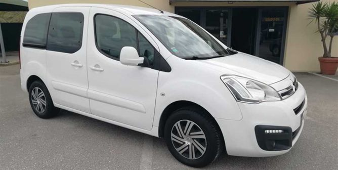 Citroen Berlingo 1.6 BLUEHDI Multispace