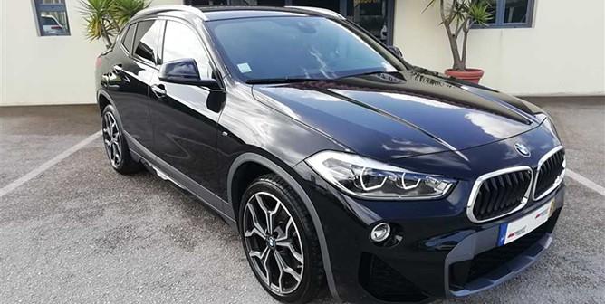 BMW X2 20D Xdrive(190cv) Pack M