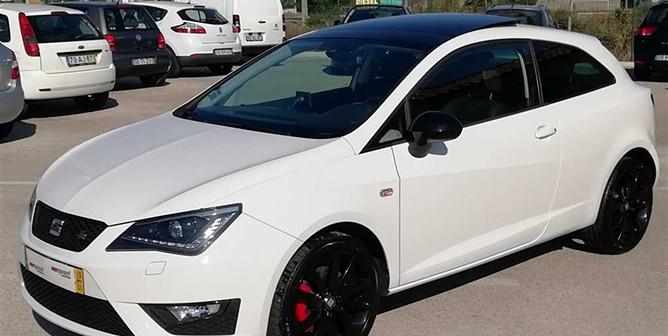 Seat Ibiza 2.0 TDI FR 30 ANOS 3P.