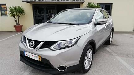 Nissan Qashqai 1.5 dCi Tekna Premium 17 Alcantara (110cv) (5p)