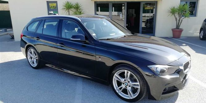 BMW Série 3 320 d Touring Pack M (184cv) (5p)