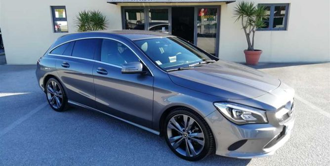 Mercedes-Benz Classe CLA 180d Shooting Brake (109cv) (5p)