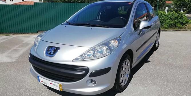 Peugeot 207 1.6 HDi XA (90cv) (3p)