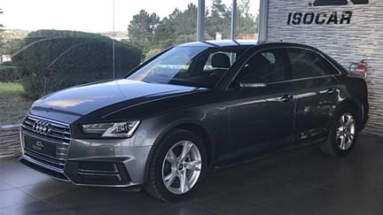 Audi A4 2.0 TDI S-line (150cv) (4p)