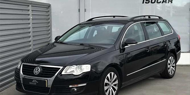 Volkswagen Passat V. 2.0 TDi Confort.BlueMotion (110cv) (5p)