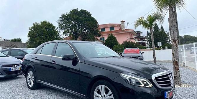 Mercedes-Benz Classe E 300 BlueTEC Hybrid Avantgard (204cv) (4p)