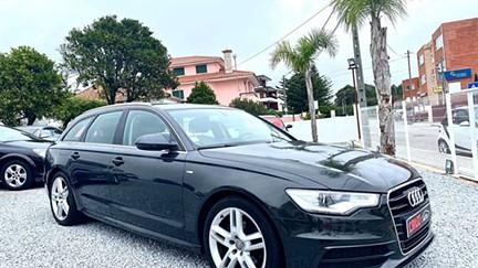 Audi A6 Avant 2.0 TDi S-line (177cv) (5p)