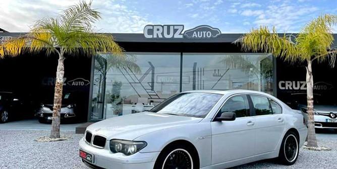 BMW Série 7 730 dA (218cv) (4p)