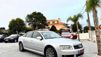 Audi A8 4.2 quattro Tiptronic (335cv) (4p)