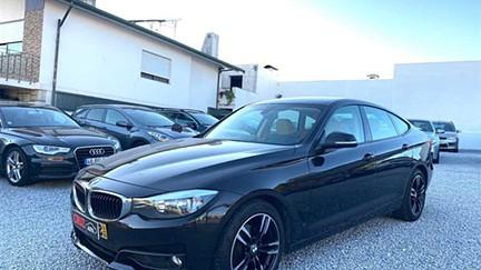 BMW Série 3 Gran Turismo 318 d GT (143cv) (5p)
